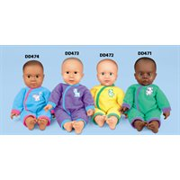 Wintergreen Washable Baby Dolls - Set
