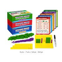 Building Bricks Problem Solving Kits- Complete Set