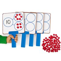 Number Bond Magnetic Answer Boards