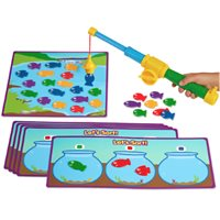 Lets Go Fish Math Sorting Centre