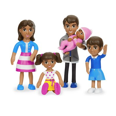 Pose & Play- First Nations Family