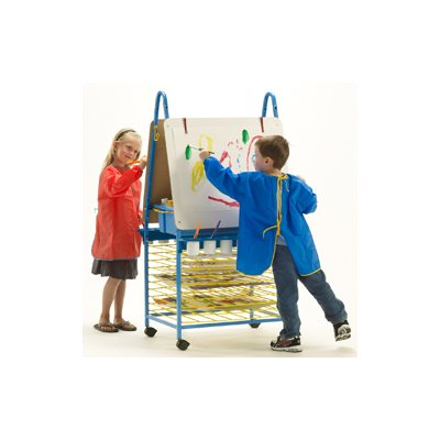 Double-Sided Easel And Drying Rack