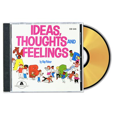 Ideas, Thoughts and Feelings CD