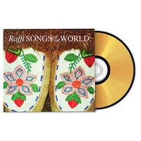 Songs of Our World CD