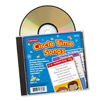 Circle Time Songs - Cd