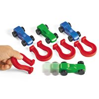 Magnet Cars - Set of 4