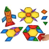Magnetic Pattern Block Builders