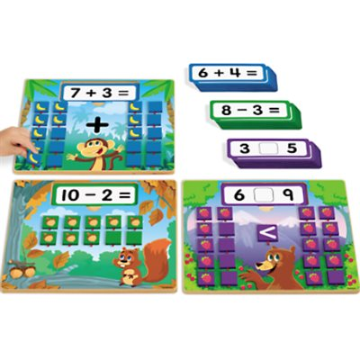 Flip & Solve Math Boards-Complete Set