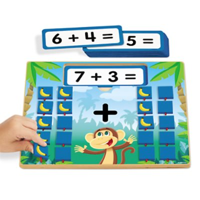 Flip & Solve Math Board-Addition