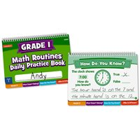 Daily Math Routines Book- Gr 1