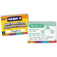 Daily Math Routines Book - Gr 2