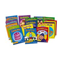 Wintergreen Word Family Big Books