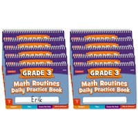 Daily Math Routines Book - Gr 3 - Set of 10