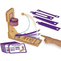 Basketball Stem Challenge Kit