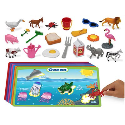 Category Sorting Activity Box