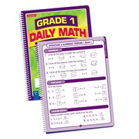 Daily Math Practice Journal - Gr. 1-Each