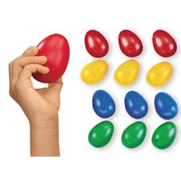 Egg Shakers - Set Of 12