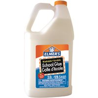 Elmer's Washable School Glue - 3.8L