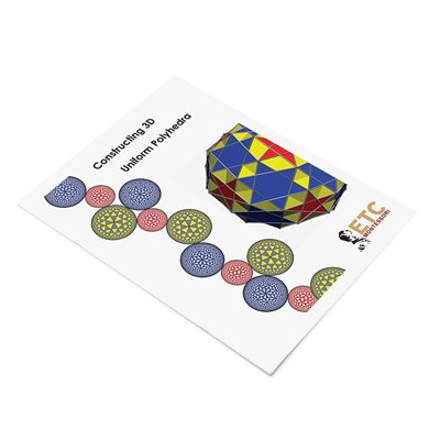 Constructing 3D Uniform Polyhedra
