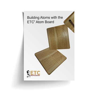 Building Atoms with the Atom Board (Plastic & Cut)