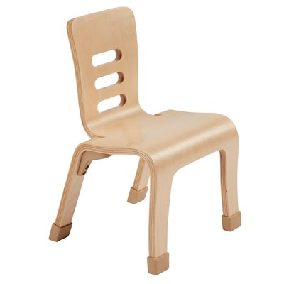 "12"" Bentwood Chair - Natural"