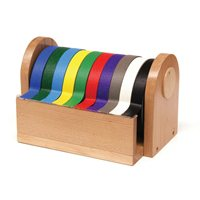 Coloured Masking Tape - 10 Colour Set