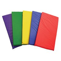 Rainbow Mats - Set of 5 - Assorted 22 x 48