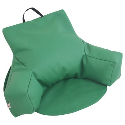 Tremendous Relax N Read Bean Bag Chair Green Andrewgaddart Wooden Chair Designs For Living Room Andrewgaddartcom