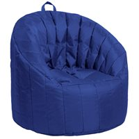 Cali Seashell Bean Bag - Navy