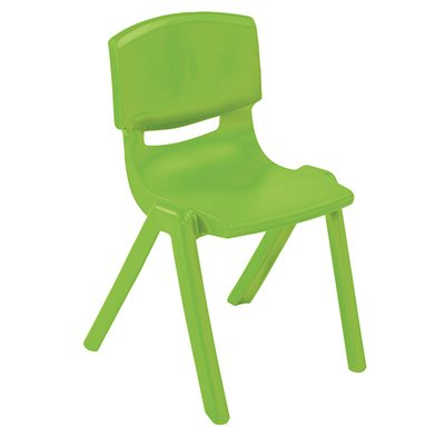"14"" Resin Chair - Grassy Green"
