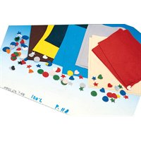 Felt Pieces Jumbo Pack - Pack of 96