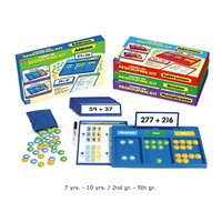 Hands-On Regrouping Kits-Set