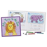 Draw & Write Hardcover Books-Set of 10