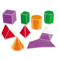 Fold & Learn Geometric Shapes