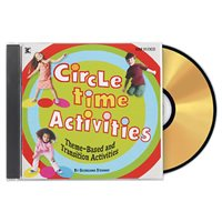 Circle Time Activities - Cd