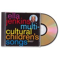 Multicultural Children's Songs - Cd