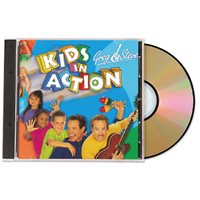Kids In Action - Cd