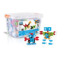 Io Blocks- 500 Piece Education Set