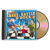 Shake, Rattle And Rock - Cd