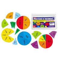 Fractions & Decimals Extra Student Pack