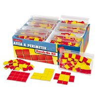 Area & Perimeter Hands-On Kit