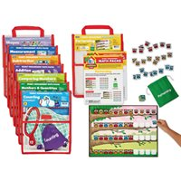 Family Engagement Math Packs-Complete Set