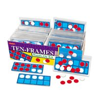 Ten-Frames Hands-On Kit