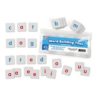 Word Building Tiles-Extra Student Pack