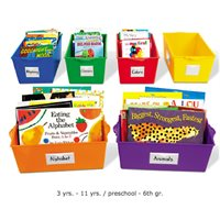 Help-Yourself Book Boxes-Set of 6