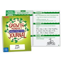 Growth Mindset Journal - Gr 1-2