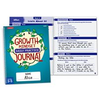 Growth Mindset Journal - Gr 3-5