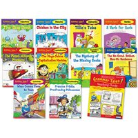Grammar Tales Book Set