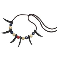 Bear Claw Necklace Pack of 8
