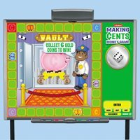 Making Cents Money Game-CD-Rom - Featuring Canadian Currency